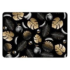 Tropical pattern Samsung Galaxy Tab 8.9  P7300 Flip Case