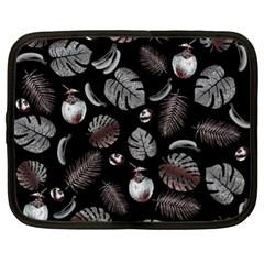 Tropical pattern Netbook Case (XL)