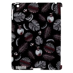 Tropical pattern Apple iPad 3/4 Hardshell Case (Compatible with Smart Cover)