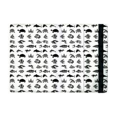 Fish pattern iPad Mini 2 Flip Cases