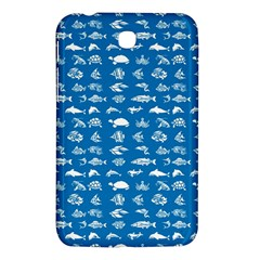 Fish pattern Samsung Galaxy Tab 3 (7 ) P3200 Hardshell Case