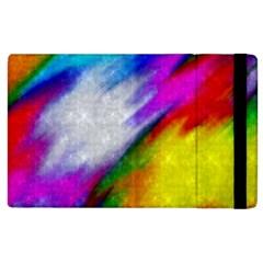 Rainbow colors        Kindle Fire (1st Gen) Flip Case