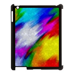 Rainbow colors        Apple iPad Mini Hardshell Case (Compatible with Smart Cover)