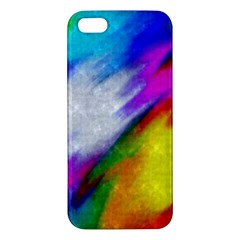 Rainbow colors        Apple iPod Touch 5 Hardshell Case with Stand