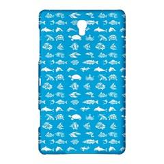 Fish pattern Samsung Galaxy Tab S (8.4 ) Hardshell Case