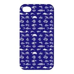 Fish pattern Apple iPhone 4/4S Hardshell Case