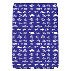 Fish pattern Flap Covers (S)