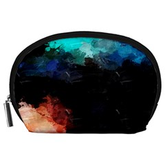 Paint strokes and splashes              Accessory Pouch