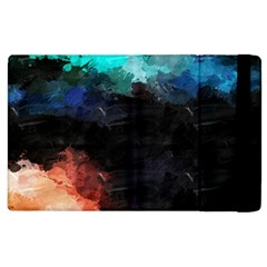 Paint strokes and splashes        Kindle Fire (1st Gen) Flip Case