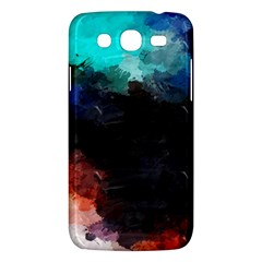 Paint strokes and splashes        Samsung Galaxy Duos I8262 Hardshell Case