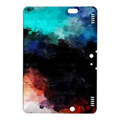 Paint strokes and splashes        Kindle Fire HDX Hardshell Case