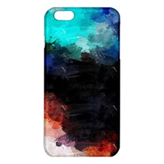Paint strokes and splashes        iPhone 6/6S TPU Case