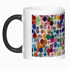 Colorful splatters               Morph Mug