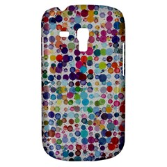 Colorful splatters         Samsung Galaxy Ace Plus S7500 Hardshell Case