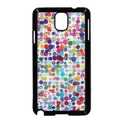 Colorful splatters         Samsung Galaxy S5 Back Case (White)