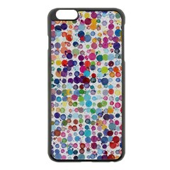 Colorful splatters         Apple iPhone 6 Plus/6S Plus Hardshell Case