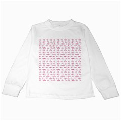 Fish pattern Kids Long Sleeve T-Shirts