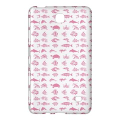 Fish pattern Samsung Galaxy Tab 4 (7 ) Hardshell Case