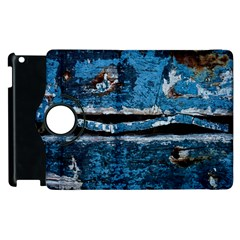 Blue painted wood          Samsung Galaxy S III Classic Hardshell Case (PC+Silicone)