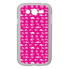 Fish pattern Samsung Galaxy Grand DUOS I9082 Case (White)