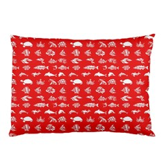Fish pattern Pillow Case