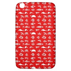 Fish pattern Samsung Galaxy Tab 3 (8 ) T3100 Hardshell Case
