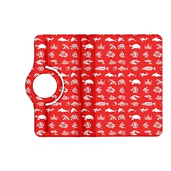Fish pattern Kindle Fire HD (2013) Flip 360 Case