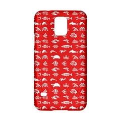 Fish pattern Samsung Galaxy S5 Hardshell Case
