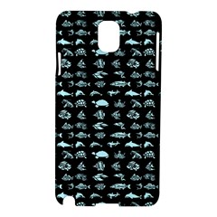 Fish pattern Samsung Galaxy Note 3 N9005 Hardshell Case
