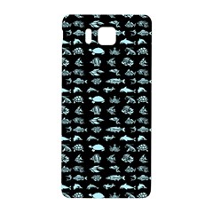 Fish pattern Samsung Galaxy Alpha Hardshell Back Case