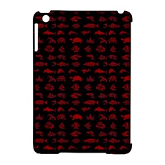Fish pattern Apple iPad Mini Hardshell Case (Compatible with Smart Cover)