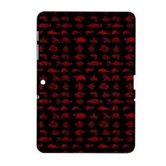 Fish pattern Samsung Galaxy Tab 2 (10.1 ) P5100 Hardshell Case