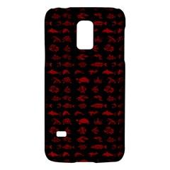 Fish pattern Galaxy S5 Mini
