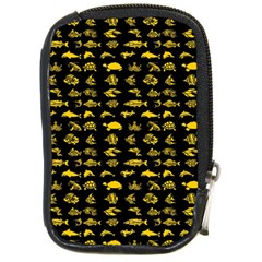Fish pattern Compact Camera Cases