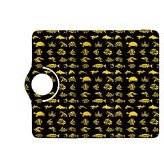 Fish pattern Kindle Fire HDX 8.9  Flip 360 Case