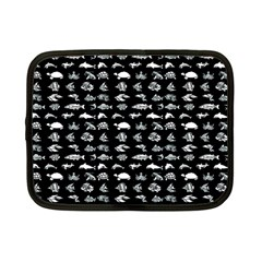 Fish pattern Netbook Case (Small)