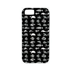 Fish pattern Apple iPhone 5 Classic Hardshell Case (PC+Silicone)