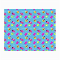 Summer pattern Small Glasses Cloth