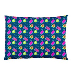 Summer pattern Pillow Case (Two Sides)