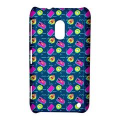 Summer pattern Nokia Lumia 620
