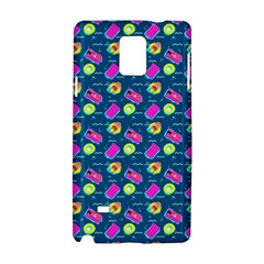 Summer pattern Samsung Galaxy Note 4 Hardshell Case