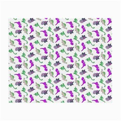 Dinosaurs pattern Small Glasses Cloth (2-Side)