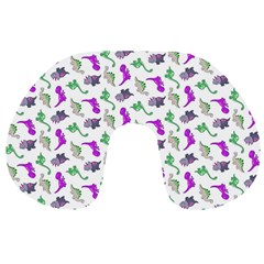 Dinosaurs pattern Travel Neck Pillows