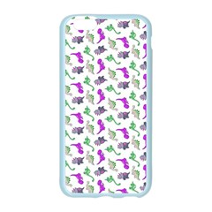 Dinosaurs pattern Apple Seamless iPhone 6/6S Case (Color)