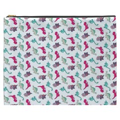 Dinosaurs pattern Cosmetic Bag (XXXL)