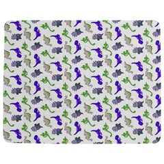 Dinosaurs pattern Jigsaw Puzzle Photo Stand (Rectangular)