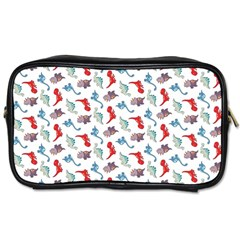 Dinosaurs pattern Toiletries Bags 2-Side