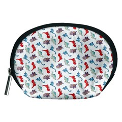 Dinosaurs pattern Accessory Pouches (Medium)