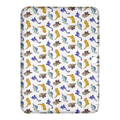 Dinosaurs pattern Samsung Galaxy Tab 4 (10.1 ) Hardshell Case