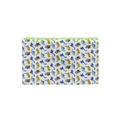 Dinosaurs pattern Cosmetic Bag (XS)